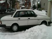 volvo 240 Volvo 240 Base Sedan 4-Door